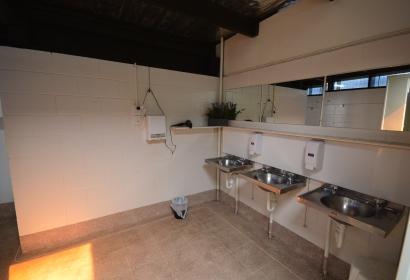 Bathrooms facility