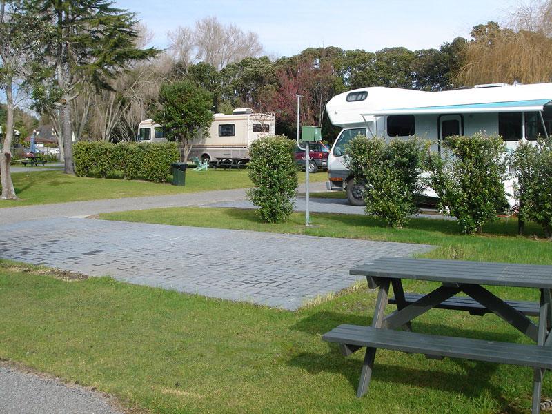 Powered Campervan Sites