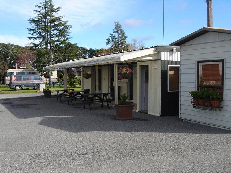 Tauranga Tourist Park facilities